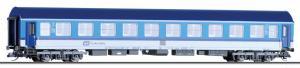 Модель 4-х осного пассажирского вагона 2-го класса.Пр-во TILLIG.Арт.16692.Масштаб ТТ (1:120).