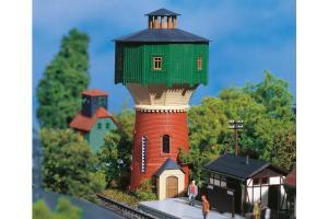 Модель башни для хранения воды.Пр-во Auhagen.Арт.13272.Масштаб ТТ (1:120).