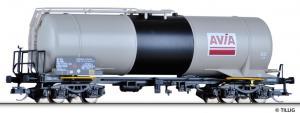 Акция!!!Модель 4-х осной цистерны с тормозной площадкой.Пр-во TILLIG.Арт.15485.Масштаб ТТ (1:120).
