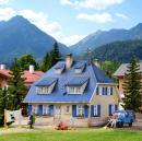 Модель жилого дома Bergwald.Пр-во KIBRI.Арт.38712.Масштаб НО (1:87).