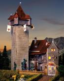 Модель замка Grafeneck.Пр-во KIBRI.Арт.39001.Масштаб НО (1:87).