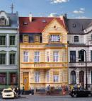 Модель жилого дома с эркером Bürgerhaus in Bonn.Пр-во KIBRI.Арт.39101.Масштаб НО (1:87).