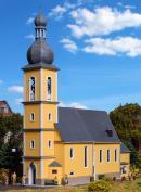 Модель костела в St. Marien.Пр-во KIBRI.Арт.39767.Масштаб НО (1:87).