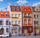 Модель 2-х домов на