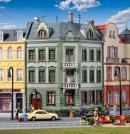 Модель углового дома