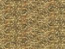 Модель имитация кладки из натурального камня (картон).Пр-во Аухаген.Арт.50116.Масштаб N (1:160).