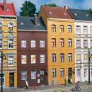 Модель городских домов улицы Schmidtstraße 21/23.Пр-во Аухаген.Арт.11397.Масштаб НО (1:87).