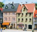 Модели жилых домов Wohnhäuser Bahnhofstraße 5/7.Пр-во Аухаген.Арт.12345.Масштаб НО-ТТ (1:87-1:120).