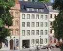 Модель жилого дома Stadthaus Markt 3.Пр-во Auhagen.Арт.13337.Масштаб ТТ (1:120).