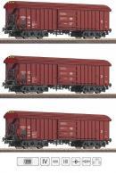 3-х вагонный сет ROCO Арт.66042.Масштаб НО (1:87).