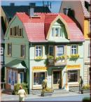 Здание пекарни-Bäckerei.Арт.12247.Масштаб НО-ТТ (1:87-1:120).