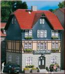 Gasthaus Thüringer Hof.Арт.12271.Масштаб НО-ТТ (1:87-1:120).