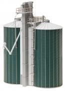 Модель 2-х силосных башен.Пр-во FALLER.Арт.120260.Масштаб НО (1:87).
