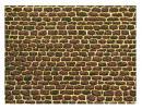 Имитация каменной кладки (картон).Пр-во Auhagen.Арт.50502.Масштаб НО-ТТ (1:87-1:120).