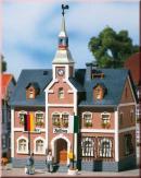 Модель здания ратуши.Пр-во Аухаген.Арт.12241.Масштаб НО-ТТ.