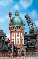 Модель башни для воды Bielefeld.Пр-во FALLER.Арт.120166.Масштаб НО (1:87).