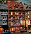 Модель городского дома с баром Paradies.Пр-во FALLER.Арт.130445.Масштаб НО (1:87).