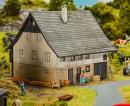 Модель дома небогатой семьи.Пр-во FALLER.Арт.130538.Масштаб НО (1:87).