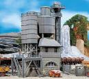 Модель старого небольшого цементного производства с загрузкой.Пр-во FALLER.Арт.130951.Масштаб НО (1:87).