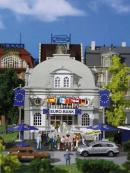 Модель здания Euro-Bank.Пр-во Vollmer.Арт.42002.Масштаб НО (1:87).