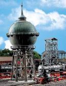 Модель водонапорной башни.Пр-во FALLER.Арт.120143.Масштаб НО (1:87).