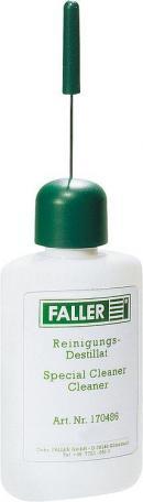 Набор для очистки-дестилят 25мл.Пр-во FALLER.Арт.170486.Масштаб НО (1:87).
