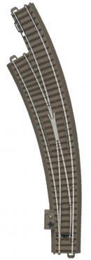 Модель радиусной стрелки левой.Пр-во ТRIX.Арт.62771.Масштаб НО (1:87).
