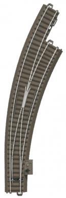 Модель радиусной стрелки правой.Пр-во ТRIX.Арт.62772.Масштаб НО (1:87).