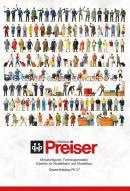 Новый каталог PREISER от 2018года РК-27.Пр-во PREISER.Арт.93059.Масштабы разные.