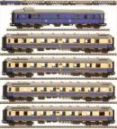 Сет пассажирского состава RHEINGOLD.Фирма LILIPUT Арт.382003.Масштаб НО(1*87).