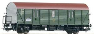 Модель 4-х осного почтового вагона.Пр-во PIKO.Арт.54484.Масштаб НО (1:87).