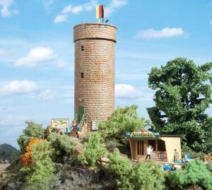 Модель башни для осмотра окрестностей.Пр-во Auhagen.Арт.13279.Масштаб ТТ (1:120).