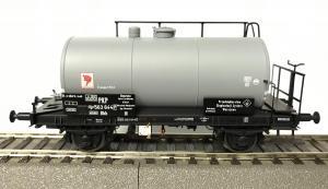 Новинка 2020!Модель 2-х осной цистерны 24m3 Uerdinger.Пр-во Exact-Train.Арт.Ex20544.Масштаб НО (1:87).