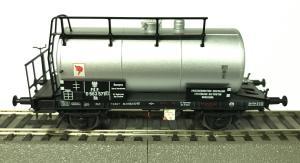 Новинка 2020!Модель 2-х осной цистерны 24m3 Uerdinger.Пр-во Exact-Train.Арт.Ex20547.Масштаб НО (1:87).