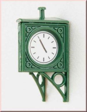 Старинные вокзальные часы.Аухаген.Арт.41203.Масштаб НО (1:87).