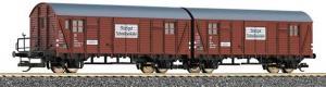 Модель сета 2-х грузовых вагонов.Пр-во TILLIG.Арт.95229.Масштаб ТТ (1:120).