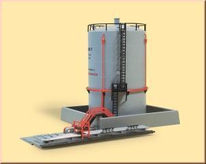 Модель емкости для хранения горючего.Пр-во Аухаген.Арт.12216.Масштаб НО-ТТ (1:87-1:120).