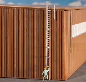 Модель противопожарной лестницы.Пр-во FALLER.Арт.180922.Масштаб НО (1:87).