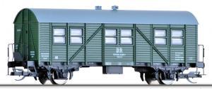 Модель 2-х осного вагона-мастерской.Пр-во TILLIG.Арт.13295.Масштаб ТТ (1:120).