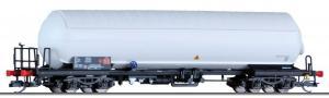 Новинка 2018!Модель 4-х осной цистерны для перевозки газа.Пр-во TILLIG.Арт.15038.Масштаб ТТ (1:120).