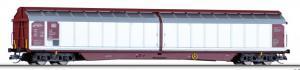 Модель 4-х осн.вагона с раздвижными стенками.Пр-во TILLIG.Арт.15837.Масштаб ТТ (1:120).