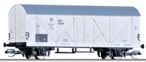 Модель 2-х осного вагона холодильника.Пр-во TILLIG.Арт.17005.Масштаб ТТ (1:120).