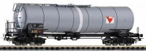 Модель 4-х осной цистерны с тормозной площадкой.Пр-во PIKO.Арт.54794.Масштаб НО (1:87).