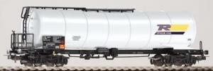 Модель 4-х осной цистерны с тормозной площадкой.Пр-во PIKO.Арт.54911.Масштаб НО (1:87).