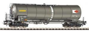 Модель 4-х осной цистерны с тормозной площадкой.Пр-во PIKO.Арт.54918.Масштаб НО (1:87).