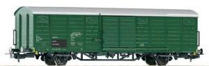 Модель 2-х осного крытого вагона.Пр-во PIKO.Арт.54963.Масштаб НО (1:87).
