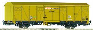 Модель 2-х осного крытого вагона.Пр-во PIKO.Арт.54964.Масштаб НО (1:87).