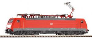 Модель электровоза серии BR 189