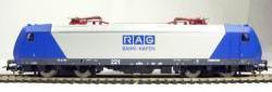 Модель электровоза серии BR 185 RAG.Пр-во PIKO.Арт.57435.Масштаб НО (1:87).