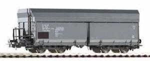 Модель 4-х осного саморазгружающегося вагона-хопера.Пр-во PIKO.Арт.54846.Масштаб НО (1:87).